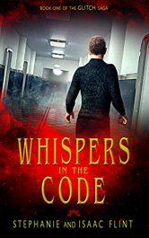 bargain ebooks Whispers in the Code Horror by Stephanie Flint & Isaac Flint
