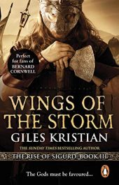 amazon bargain ebooks Wings of the Storm Historical Fiction by Rachel Giles Kristian