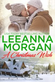 bargain ebooks A Christmas Wish Clean and Wholesome Holiday Romance by Leeanna Morgan