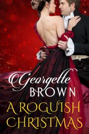 amazon bargain ebooks A Roguish Christmas: A Holiday Romance Collection Historical Romance by Georgette Brown