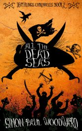 amazon bargain ebooks All The Dead Seas Young Adult/Teen Horror by Simon Paul Woodward