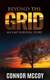 amazon bargain ebooks BEYOND THE GRID Science Fiction by Connor McCoy