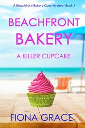 bargain ebooks Beachfront Bakery Cozy Mystery by Fiona Grace