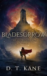 bargain ebooks Bladesorrow Young Adult/Teen Epic Fantasy by D. T. Kane