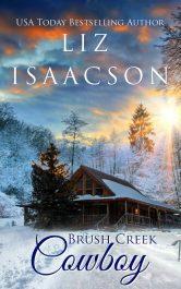 bargain ebooks Brush Creek Cowboy Clean / Christian / Western Romance by Liz Isaacson
