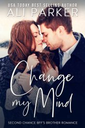 bargain ebooks Change My Mind Contemporary Romance by Ali Parker
