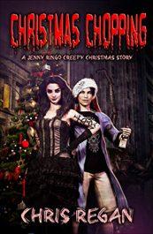 bargain ebooks Christmas Chopping Comedy Horror by Chris Regan
