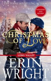 amazon bargain ebooks Christmas of Love Western / Holiday Romance by Erin Wright