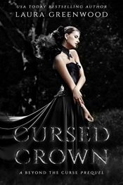amazon bargain ebooks Cursed Crown Dark Fantasy/Horror by Laura Greenwood