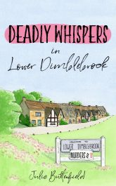 amazon bargain ebooks Deadly Whispers in Lower Dimblebrook Cozy British Mystery by R.L. Wilson