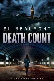 bargain ebooks Death Count Thriller by SL Beaumont