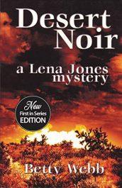 bargain ebooks Desert Noir Mystery by Betty Webb