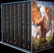 bargain ebooks Dragon Mage Academy Young Adult/Teen Fantasy by Cordelia Castel