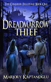 amazon bargain ebooks Dreadmarrow Thief Young Adult/Teen Historical Fantasy by Marjory Kaptanoglu