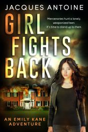 bargain ebooks Girl Fights Back Military/Espionage Thriller by Jacques Antoine