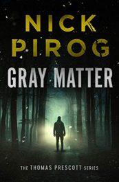 amazon bargain ebooks Gray Matter Thriller by William Nick Pirog