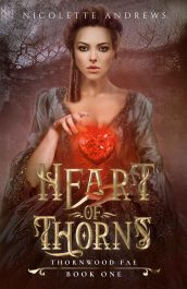 bargain ebooks Heart of Thorns Fantasy by Nicolette Andrews