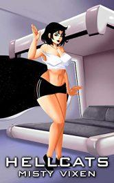 amazon bargain ebooks Hellcats - An Alien Girl Erotica Erotic Romance by Misty Vixen