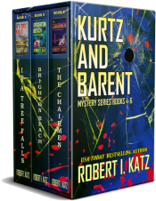 bargain ebooks Kurtz and Barent Mysteries Series: Books 4-6 Mystery by Robert I. Katz