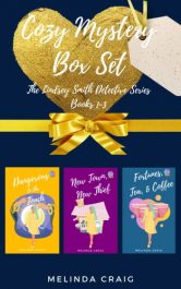 bargain ebooks Cozy Mystery Box Set: The Lindsey Smith Detective Series, Books 1-3 Cozy Mystery by Melinda Craig