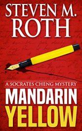 bargain ebooks Mandarin Yellow Historical Mystery by Steven M. Roth