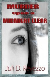 amazon bargain ebooks Murder Upon a Midnight Clear Paranormal Mystery by Juli D Revezzo