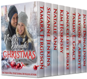 bargain ebooks Never Enough Christmas Holiday Romance by Anna Celeste Burke