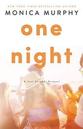 amazon bargain ebooks One Night: A Just Friends Prequel Erotic Romance by Monica Murphy