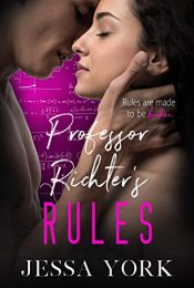 amazon bargain ebooks Professor Richter's Rules Erotic Romance by Jessa York