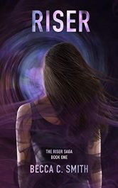 bargain ebooks Riser Young Adult/Teen SciFi Horror by Becca C. Smith