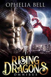 amazon bargain ebooks Rising Dragons Omnibus Erotic Romance by Ophelia Bell