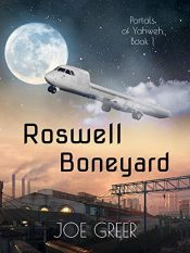 bargain ebooks Roswell Boneyard Science Fiction Adventure by Joe Greer