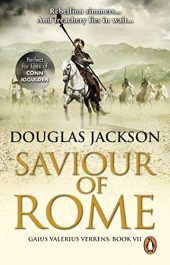amazon bargain ebooks Saviour of Rome Historical Romance by Douglas Jackson