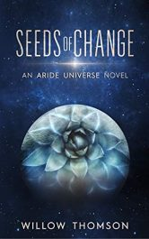 bargain ebooks Seeds of Change Science Fiction by Willow Thompson