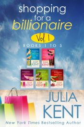 bargain ebooks Shopping for a Billionaire Boxed Set (Parts 1-5) Romantic Comedy by Julia Kent