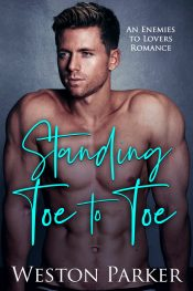 bargain ebooks Standing Toe to Toe Romance by Weston Parker