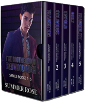 bargain ebooks A Dark High School Romance The Brotherhood - (Redwood High) Series Books 1-5 Mystery Series by Summer Rose