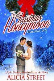 bargain ebooks The Christmas Honeymoon Sweet Holiday Romance by Alicia Street