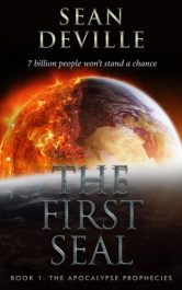 bargain ebooks The First Seal Apocalyptic Horror by Sean Deville
