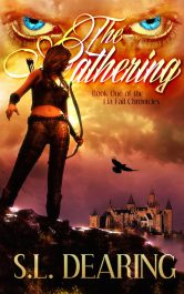 bargain ebooks The Gathering: Book One of the Lia Fail Chronicles Supernatural Suspense / Romance / Adventure Fantasy by S.L. Dearing