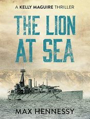bargain ebooks The Lion at Sea Classic Historical Fiction by Max Hennessy