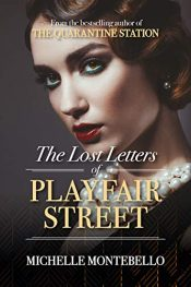 bargain ebooks The Lost Letters of Playfair Street Historical Mystery by Michelle Montebello