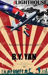 amazon bargain ebooks The Lighthouse in the Sky Historical Fiction by B.Y. Yan