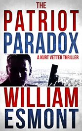 amazon bargain ebooks The Patriot Paradox Thriller by William Esmont