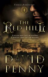 amazon bargain ebooks The Red Hill Historical Mystery by David Penny