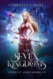 bargain ebooks The Seven Kingdoms Epic Fantasy by Cordelia Castel