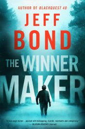 amazon bargain ebooks The Winner Maker Domestic Thriller by Jeff Bond