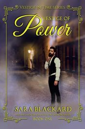 bargain ebooks Vestige of Power Historical Fiction by Sara Blackard