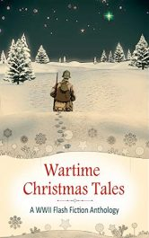 amazon bargain ebooks Wartime Christmas Tales Historical Fiction by Multiple Authors