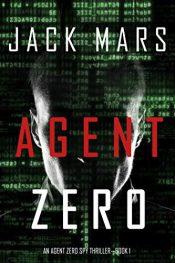 bargain ebooks Agent Zero Spy Thriller by Jack Mars